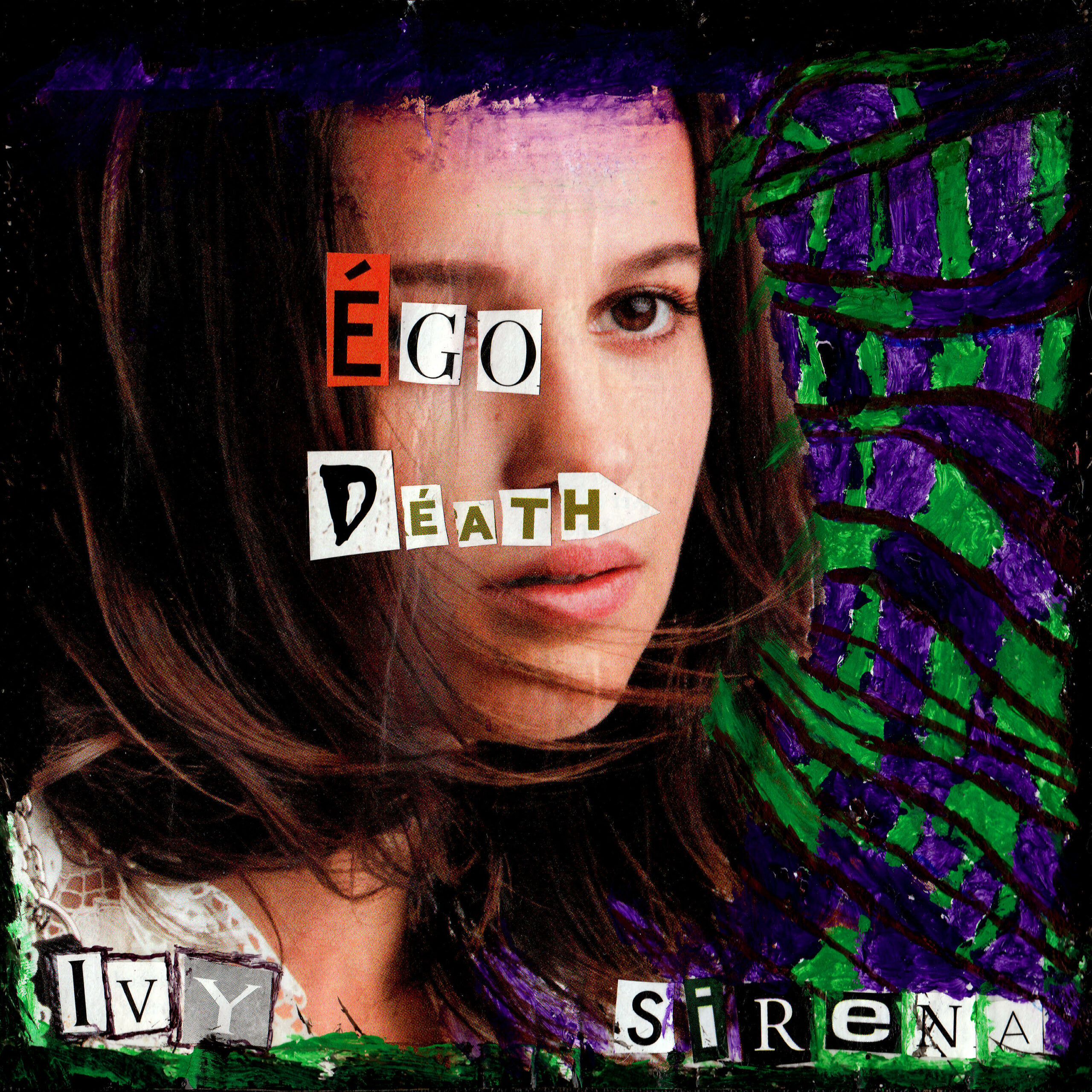 New Releases / EGO DEATH & YOUKNOWWHOYOUARE II / Ivy Sirena is BACK